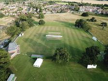 Drone Offers Birdseye View of Orleton Park