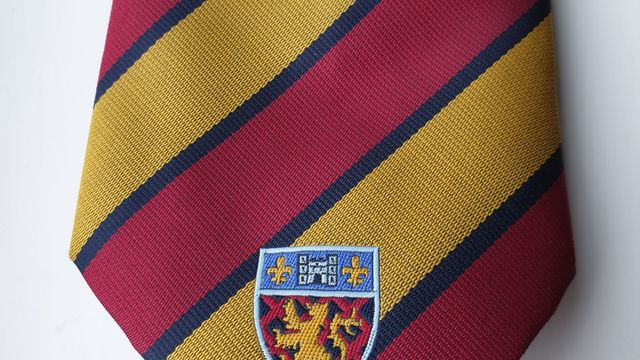 Club Ties Now Available