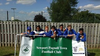 U13a Newport_Pagnell_Tournament