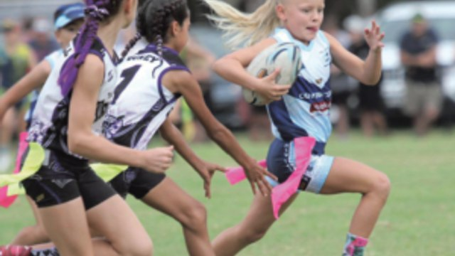 Waterloo County Flag Rugby 2021 - Season Details