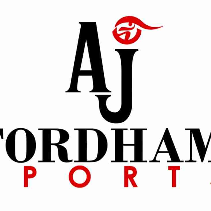 AJ Fordham Teamwear & Kit Buying Guides