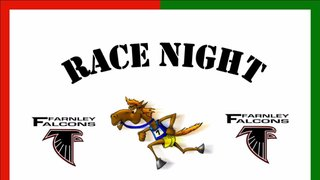 Race Night for All Junior teams