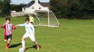 Aston Park Rangers U11 v Buckley 13-09-2015