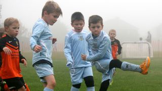 Under 7s Aston Park Rangers V Conah's Quay Tigers