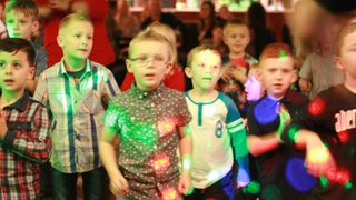 Christmas Party 2015 - Under 6s & 7s