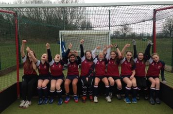U14 Girls - Midlands Development League Winners, 2014