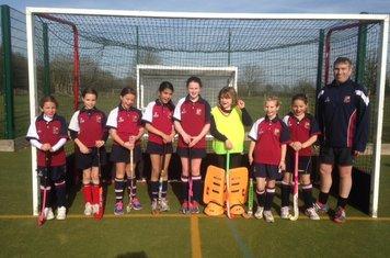 U10 Girls - County Semi-Finalists