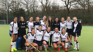 Ladies 1st XI Shortlisted for England Hockey Team of the Year