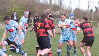 1st XV v Wymondham - 11th April 2015