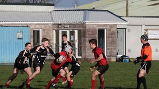 U16 Stags V Glenrothes