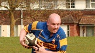 3rd XV v Pewsey Vale, 85-6 win