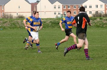 Breakout...3rd XV style