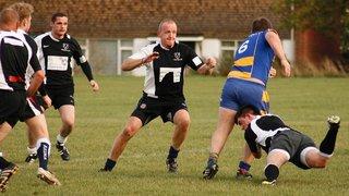Swindon 3rds V Chippenham 3rds