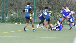 CHRLFC U13's v Hayes&Ealing