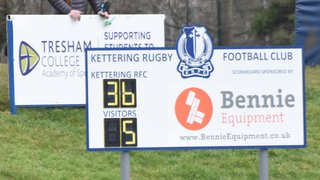 Blues Vrs Oundle 16 Feb 19