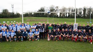 Vets vrs Combined Services Barbarians 2 March 2019