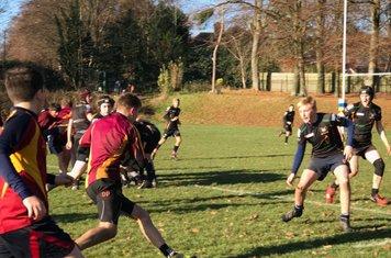 U14s vs Bridgnorth