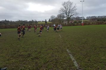 U14s vs Veseyans 27th Jan