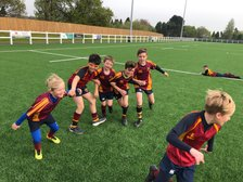 Half Term Rugby Camps