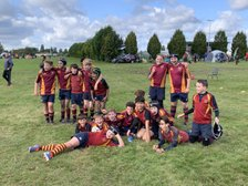 U12s sign off from Moseley festival in style