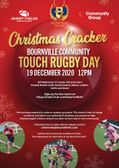 The 2nd Bournville Touch Rugby Community Day