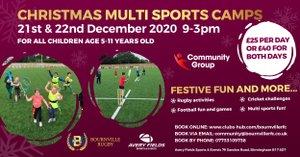 Christmas Multi-Sport Camp