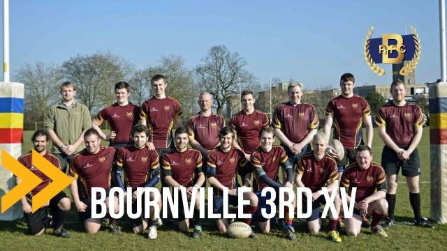 Bournville Men's 3rd XV
