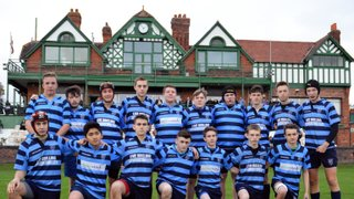 Liverpool Collegiate U16's vs Widnes U16's - 2nd Nov 2014