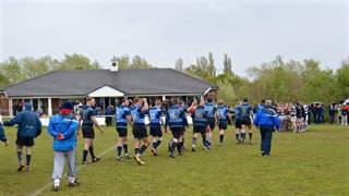 Liverpool Collegiate 1st XV vs Trafford MV - Lancs Plate Final 02/05/15