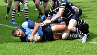 Liverpool Collegiate 1st XV vs Anselmians (H) 5th Sept 2015