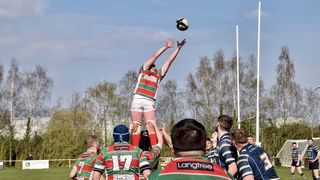 Warrington 1st XV vs Anselmians (A) 06/04/19