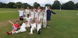 U12s sign off in style