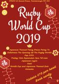 World Cup 2019 - Japanese Celebration Evening
