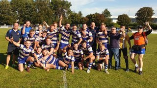 Siddal in Dramatic Play -Off win at Hunslet