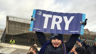 Seapoint on Tour!! RDS Leinster v Toulouse