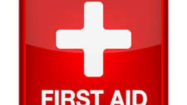 KCC need you to be First Aid Trained!!!!