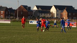 Reserves V Chirk AAA