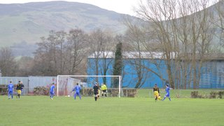 Reserves v Pen y Cae