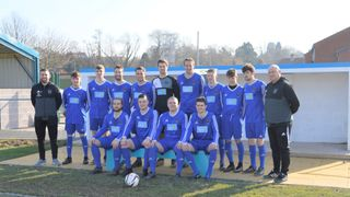 Reserves team photo's 2017 -2018