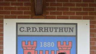 Conwy Borough 1 Ruthin Town 1