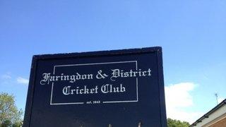 Faringdon Away 1st June 2013
