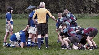 Bishops Stortford RFC under 13's  13/10/2013