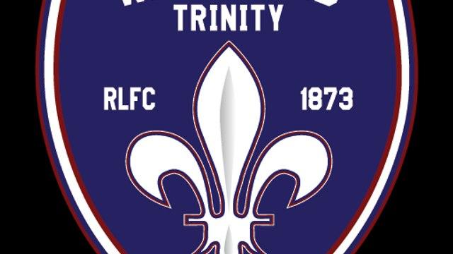 Chris Chester Trinity Legends Evening