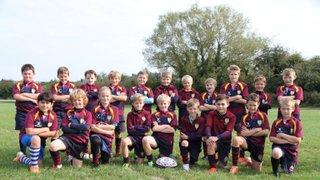 Evesham U10s Squad Photos