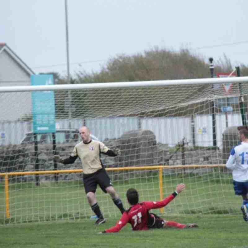 Trearddur Bay United v Corwen