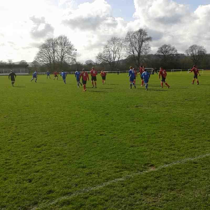 Corwen v Gresford Athletic