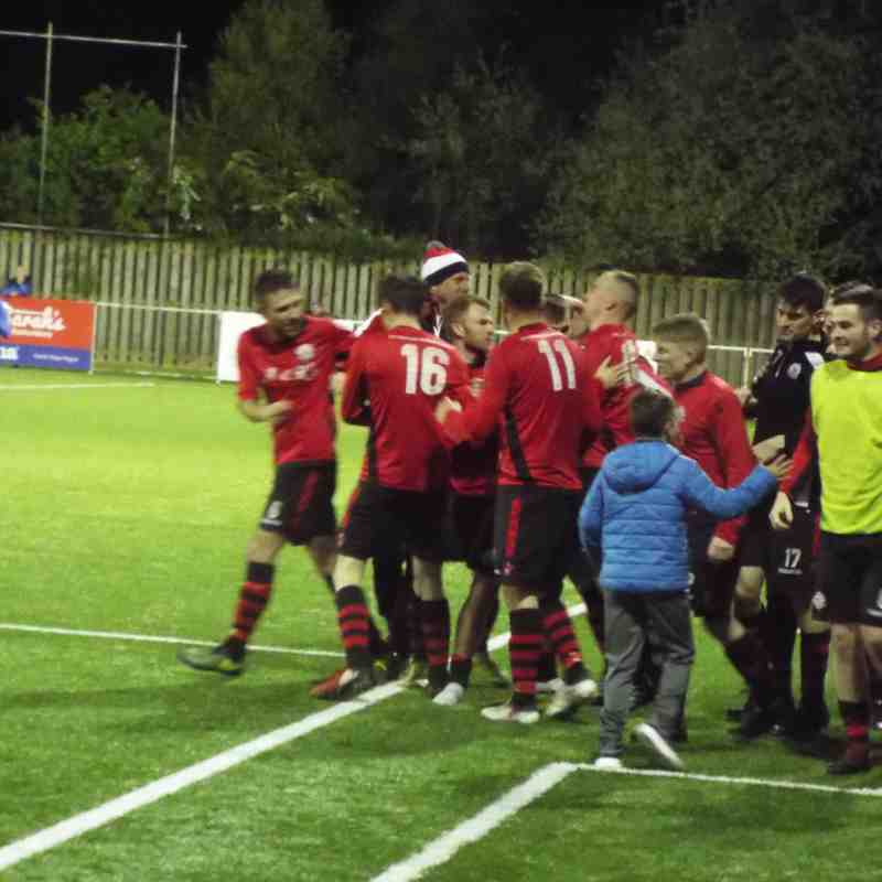 Cefn Albion v Corwen - 03/05/2019