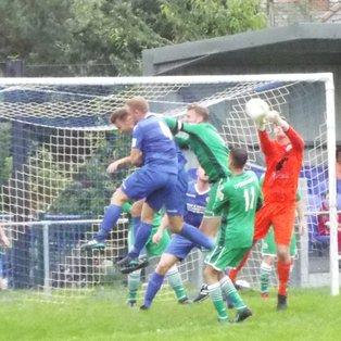 Match Report -  Llanrhaeadr Ym Mochnant