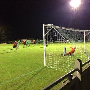 Match Report -  Guilsfield