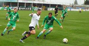 Match Report -  Rhyl